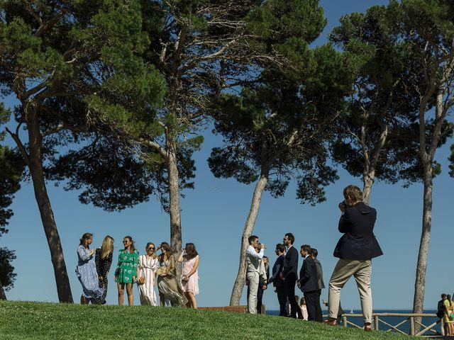La boda de Mathieu y Camille en Sant Pere Pescador, Girona 29