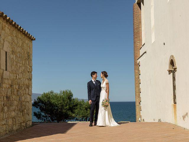 La boda de Mathieu y Camille en Sant Pere Pescador, Girona 30