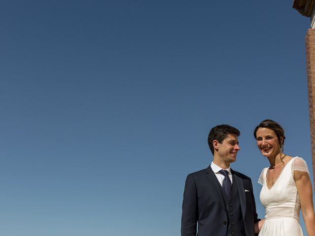 La boda de Mathieu y Camille en Sant Pere Pescador, Girona 31