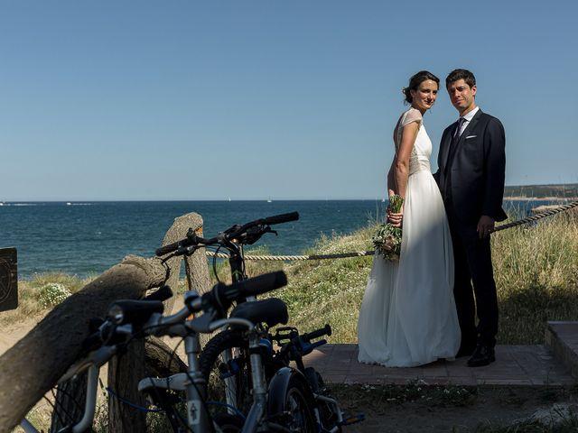 La boda de Mathieu y Camille en Sant Pere Pescador, Girona 33