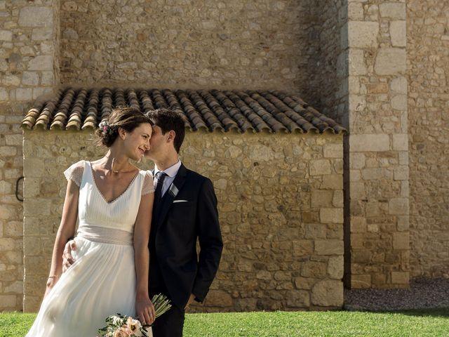 La boda de Mathieu y Camille en Sant Pere Pescador, Girona 36