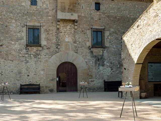 La boda de Mathieu y Camille en Sant Pere Pescador, Girona 42