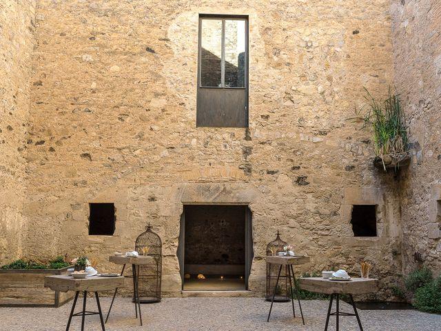 La boda de Mathieu y Camille en Sant Pere Pescador, Girona 45