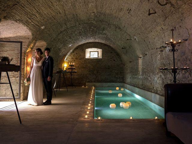 La boda de Mathieu y Camille en Sant Pere Pescador, Girona 47