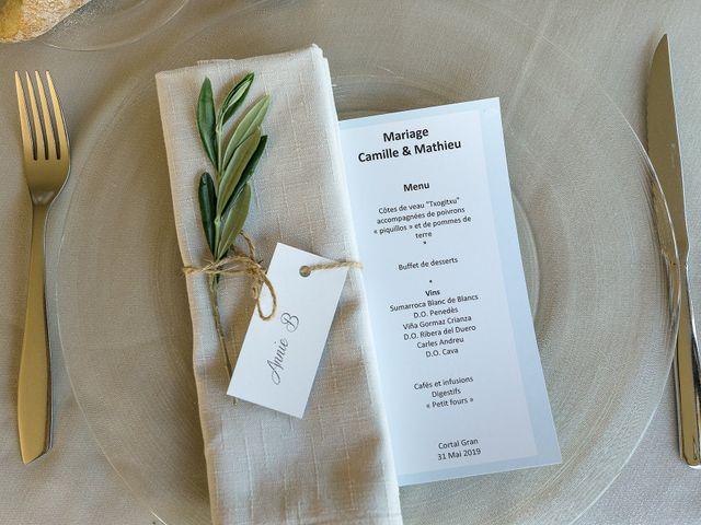 La boda de Mathieu y Camille en Sant Pere Pescador, Girona 50