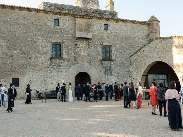 La boda de Mathieu y Camille en Sant Pere Pescador, Girona 54