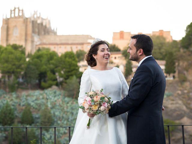 La boda de Jesús y Blanca en Toledo, Toledo 23