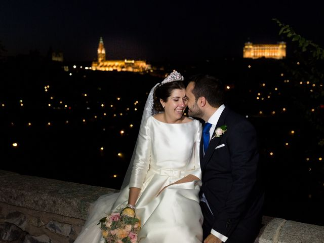 La boda de Jesús y Blanca en Toledo, Toledo 25