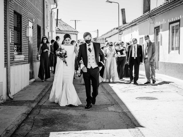 La boda de David y Raquel en Zamora, Zamora 1