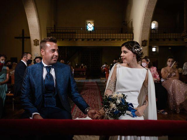 La boda de David y Raquel en Zamora, Zamora 43