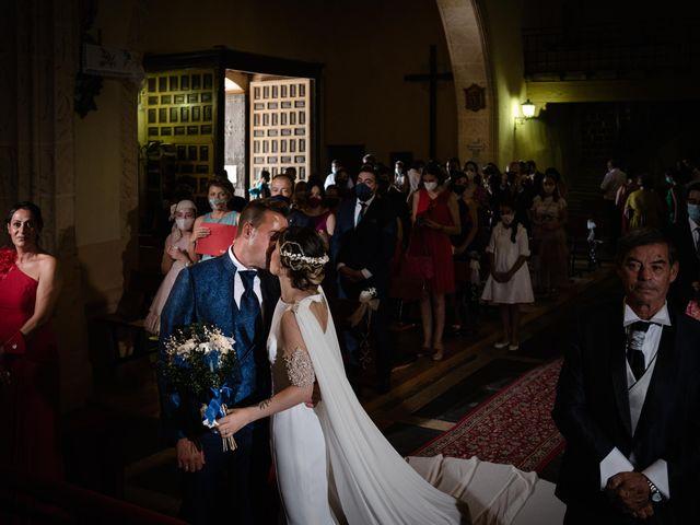 La boda de David y Raquel en Zamora, Zamora 44