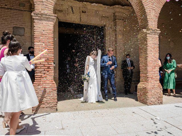 La boda de David y Raquel en Zamora, Zamora 47