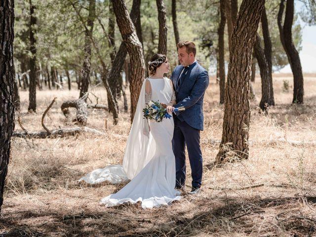 La boda de David y Raquel en Zamora, Zamora 49