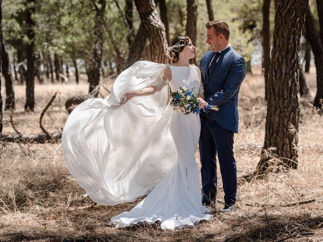 La boda de David y Raquel en Zamora, Zamora 2