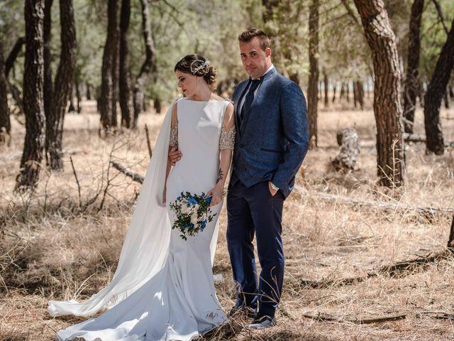 La boda de David y Raquel en Zamora, Zamora 50