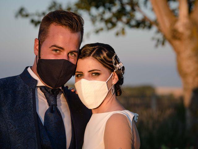 La boda de David y Raquel en Zamora, Zamora 76