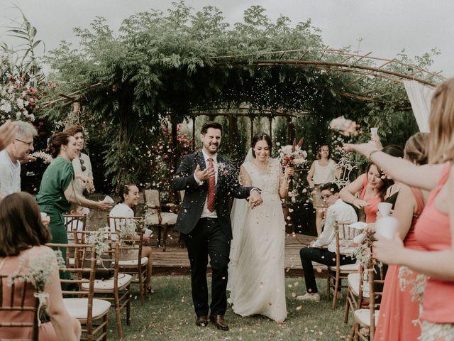 La boda de Karima y Cesar