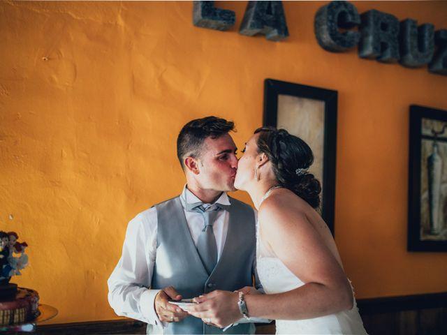 La boda de Eli y Victor