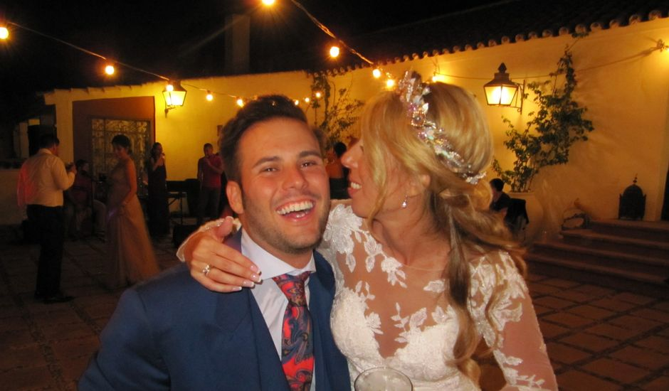 La boda de Andrés  y Vanessa en Córdoba, Córdoba