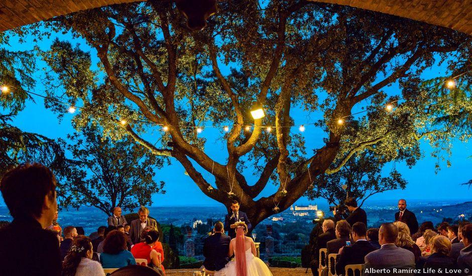 La boda de Jaime y Desi en Toledo, Toledo