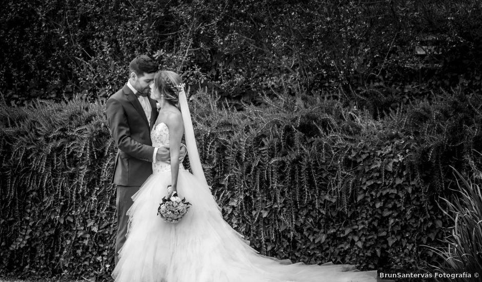 La boda de Aaron y Fara en Redondela, Pontevedra