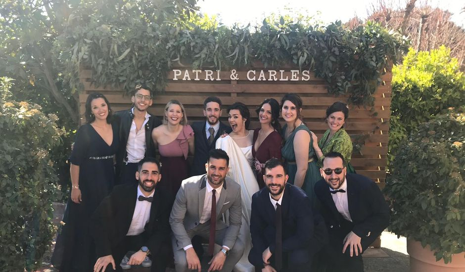 La boda de Carles y Patri en Vilanova Del Valles, Barcelona