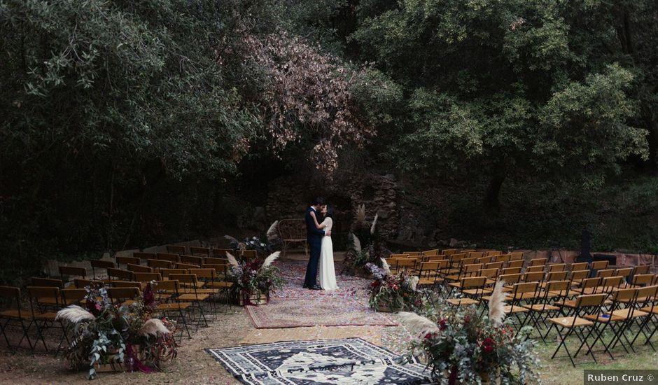 La boda de Andy y Maria en Mataró, Barcelona