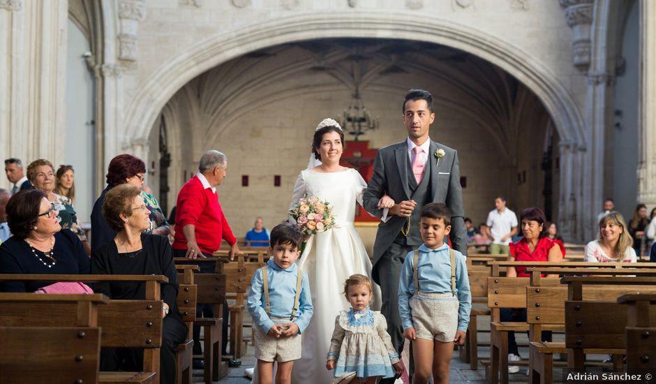 La boda de Jesús y Blanca en Toledo, Toledo