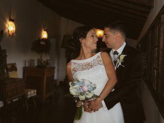 La boda de Tania y Saúl 1