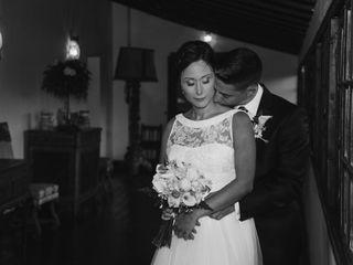 La boda de Tania y Saúl 2