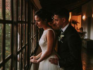 La boda de Tania y Saúl 3