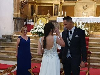 La boda de Javier y Noemí y Noemí 1