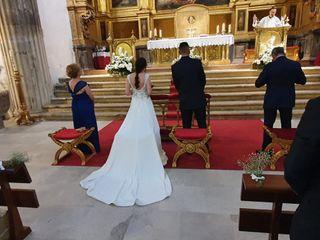 La boda de Javier y Noemí y Noemí