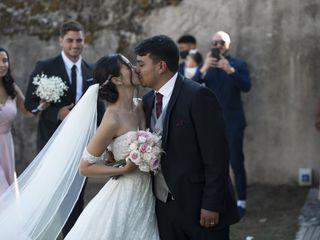 La boda de Victoria y Steven