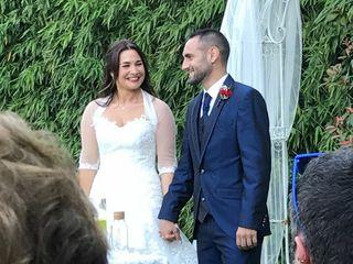 La boda de Rosa y Juan