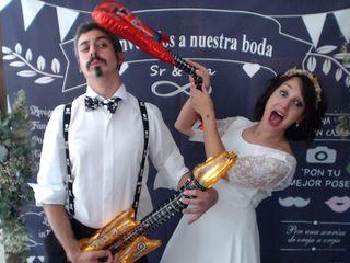 La boda de Miguel y Celia