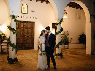 La boda de Amalia y Diego