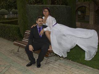 La boda de David y Yerlis