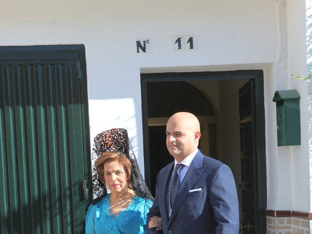 La boda de Francisco y Rocio en Carmona, Sevilla 4
