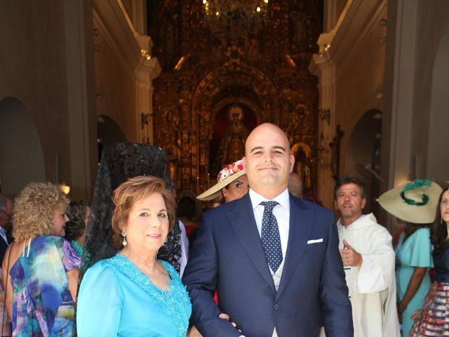 La boda de Francisco y Rocio en Carmona, Sevilla 9