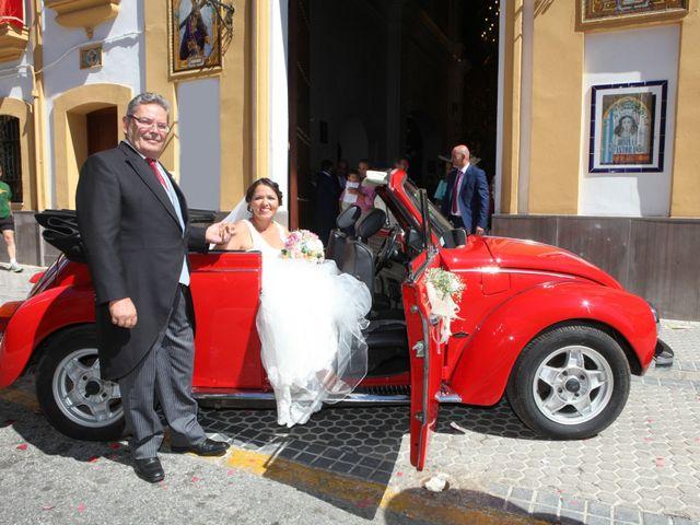 La boda de Francisco y Rocio en Carmona, Sevilla 10