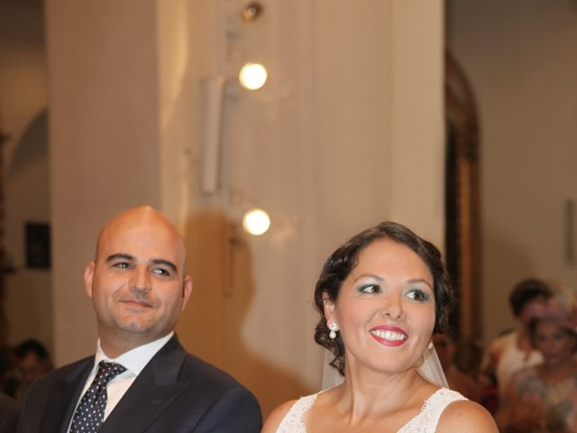 La boda de Francisco y Rocio en Carmona, Sevilla 11