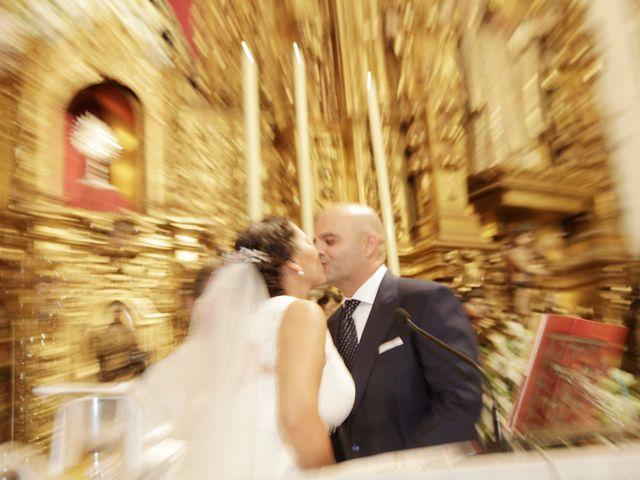 La boda de Francisco y Rocio en Carmona, Sevilla 13