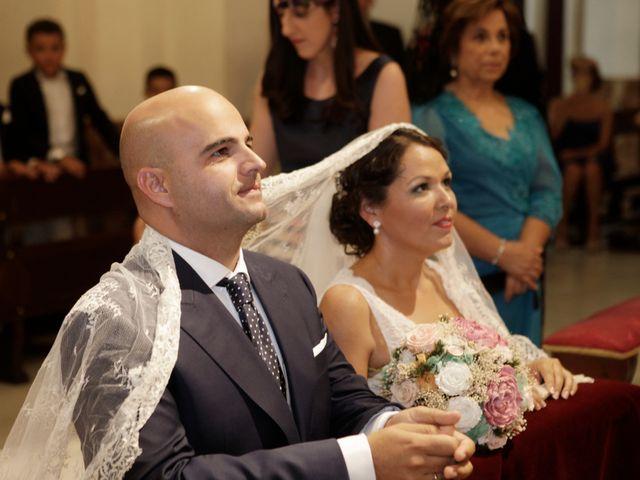 La boda de Francisco y Rocio en Carmona, Sevilla 14