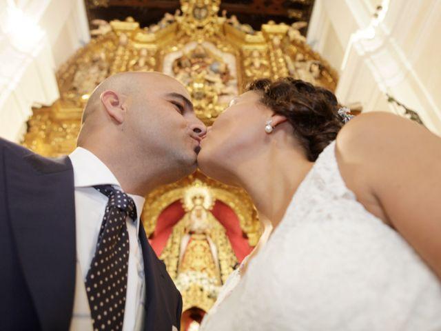La boda de Francisco y Rocio en Carmona, Sevilla 15