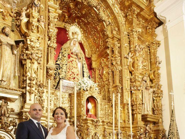 La boda de Francisco y Rocio en Carmona, Sevilla 16