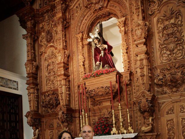 La boda de Francisco y Rocio en Carmona, Sevilla 17