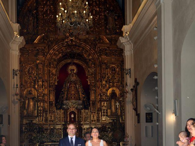 La boda de Francisco y Rocio en Carmona, Sevilla 18