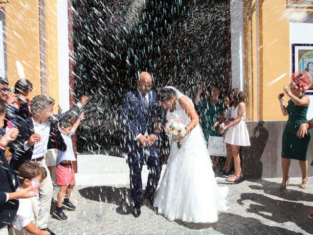 La boda de Francisco y Rocio en Carmona, Sevilla 19