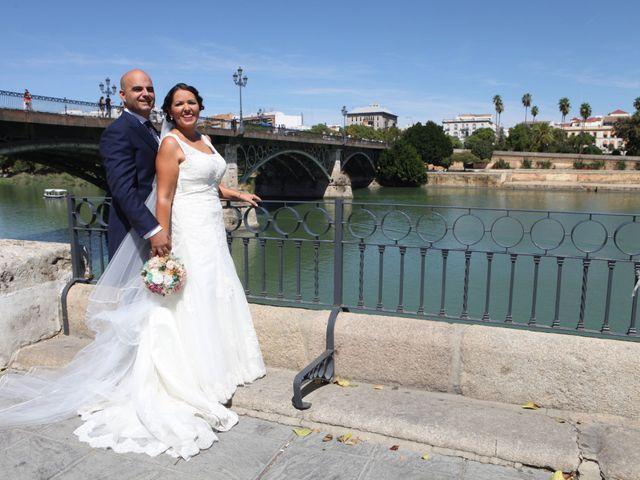 La boda de Francisco y Rocio en Carmona, Sevilla 21